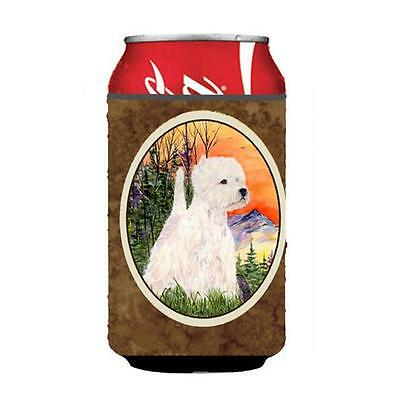 Carolines Treasures SS1013CC Westie Can Or bottle sleeve Hugger