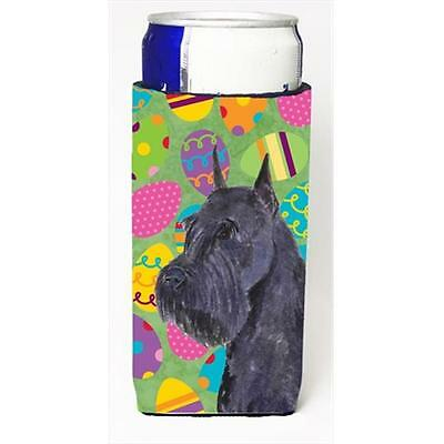 Schnauzer Easter Eggtravaganza Michelob Ultra bottle sleeves For Slim Cans 12...