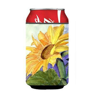 Carolines Treasures RDR2001CC Flower Sunflower Can or bottle sleeve Hugger