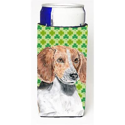 English Foxhound St Patricks Irish Michelob Ultra bottle sleeves for slim can...