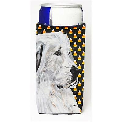 Great Pyrenees Candy Corn Halloween Michelob Ultra bottle sleeves Slim Cans 1...
