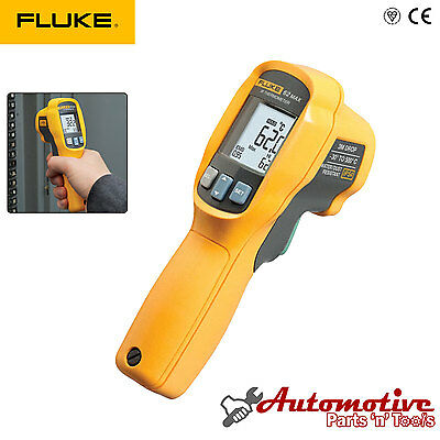 Fluke 62 MAX IR Laser Infrared Thermometer IP54 rated Thermal Temperature Reader