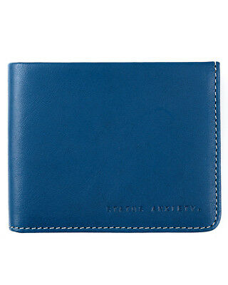New Status Anxiety Men's Alfred Wallet Blue