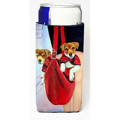 Jack Russell Terrier Michelob Ultra bottle sleeves For Slim Cans
