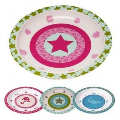 Transparent 4Kids plate dishes Dish Plate Melamine, variant selectable * 7323