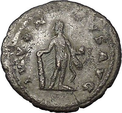 CLAUDIUS II 268AD HERCULES 11th labor Apple of Hesperids RARE Roman Coin i51006