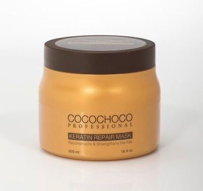Cocochoco After Care Keratin Repair Mask 500ml  Shipping from EU