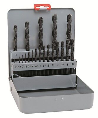 Alpen 21pc HSS Sprint Jobber Drill Set