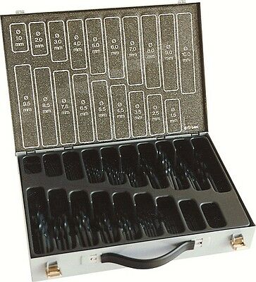 Alpen 170pc HSS Sprint Jobber Drill Set