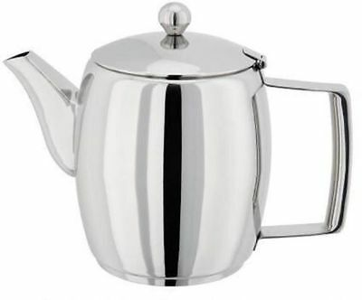 Judge Hob Top Teapot 1.0 Litre Chai Pot Brew Straight on the Hob Stainless Steel