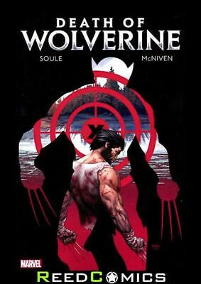DEATH OF WOLVERINE GRAPHIC NOVEL New Paperback Collects Issues #1-4