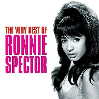 Ronnie Spector - The Very Best Of Ronnie Spector (The Ronettes) Cd  New+