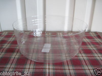 Plastic Protector for Longaberger Darning Basket NEW