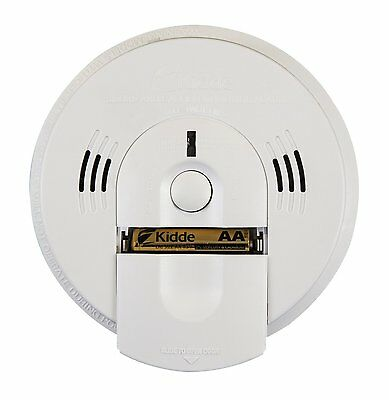 Kidde KN-COSM-BA Battery-Powered Combo Smoke and Carbon Monoxide Alarm NEW