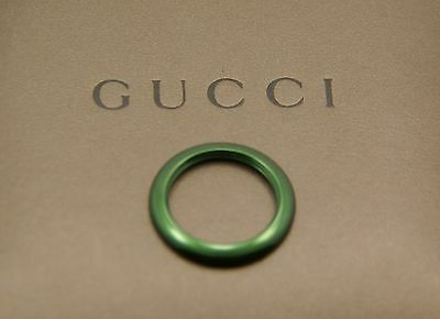New Gucci Metal Bezel - Forest Green - For 1100/1200 and 11/12.2