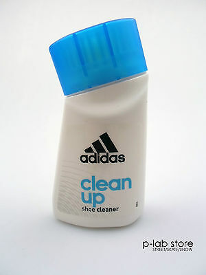 Adidas 'Clean Up' Shoe / Trainer / Sneaker Cleanier Bottle liquid 75ML Brand New