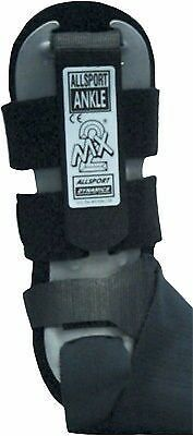 Allsport Dynamics 147-ARBV 147 MX-2 Ankle Support Right RH Brace P148-R NEW