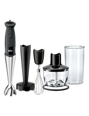 MQ5137BK Identity Collection Multiquick 5 Variable 21 Speed Hand Blender: Black