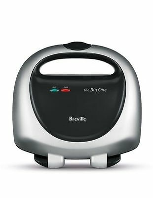 NEW Breville The Big One Jaffle Maker BTS100 Black