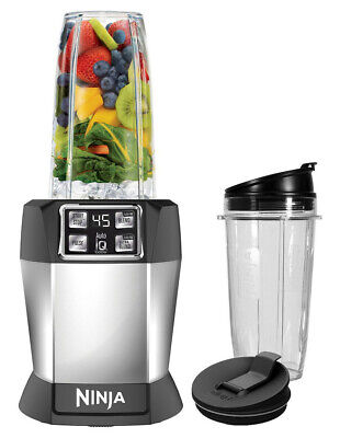 NEW BL480NZ Nutri Ninja IQ: Black