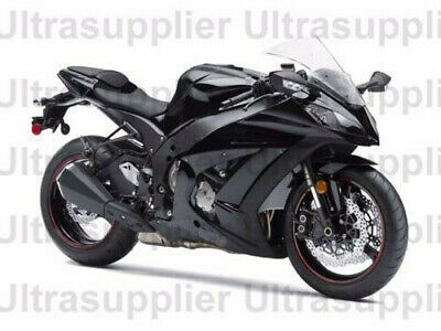 Gloss Black Injection Fairing for 2011-2015 Kawasaki Ninja ZX-10R ZX10R
