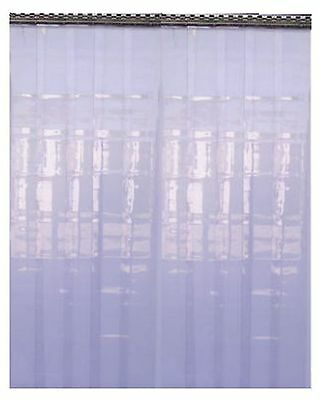 PVC Strip Curtain Door 3 Mt x 2.5 Mt for coldroom warehouse Catering (300)
