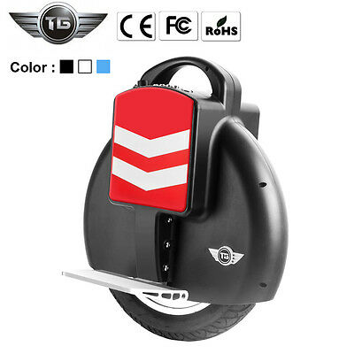TG-M3 Electric Unicycle 132Wh Lipo Battery Monocycle15km Traveling Scooter Fun