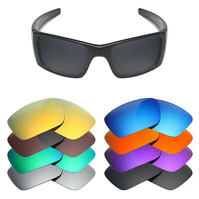 MRY Anti-Scratch Polarized Replacement Lens for-Oakley Fuel Cell Sunglass - Opt.