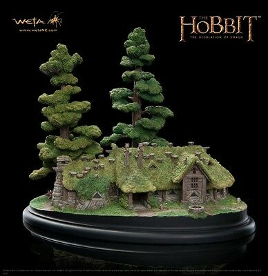 Der Hobbit Smaugs Einöde Diorama The House of Beorn 24 cm