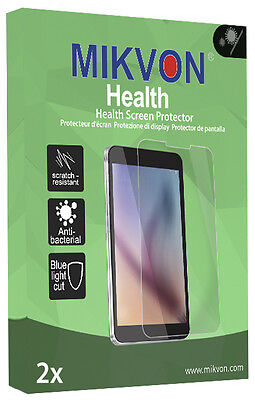 2x Mikvon Health Screen Protector for HTC Droid Incredible BlueLightCut