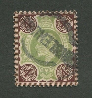 Great Britain #133 Used