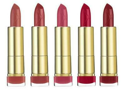 Max Factor - Colour Elixir Lipstick - CHOOSE COLOUR - Moisturising Lip Shade NEW