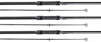 Sonik Sports NEW S3 12ft Carp Rods 50mm Shrink Handle x3 *All Variations*
