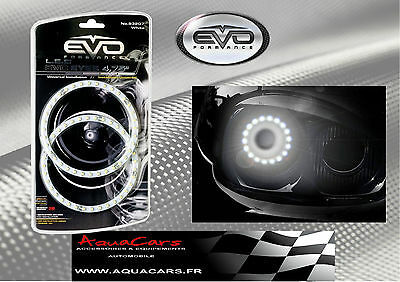 "Feux De Jour EVO EYES Diametre 3,5"" 9cm Angel Eyes"