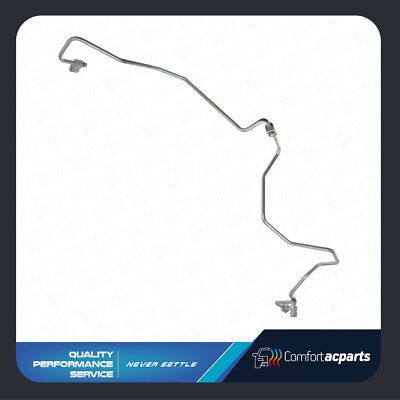 A/C Liquid Line Hose Fits: 2006 - 2011 Honda Civic L4 1.8L Sedan (4 Door ONLY)