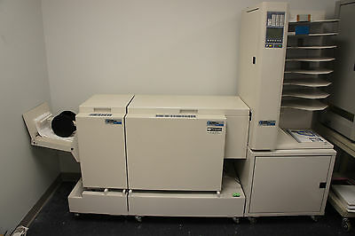 DocuVac Finishing System Trimmer Booklet Maker Collator