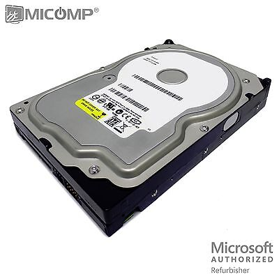 "Lot of 10 Major Brand 250GB 3.5"" SATA Desktop Hard Drive From MICOMP!"