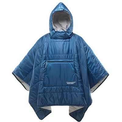 Thermarest Honcho Poncho Blanket One Size (Poseidon)