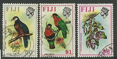 Fiji #318-320 Used Set