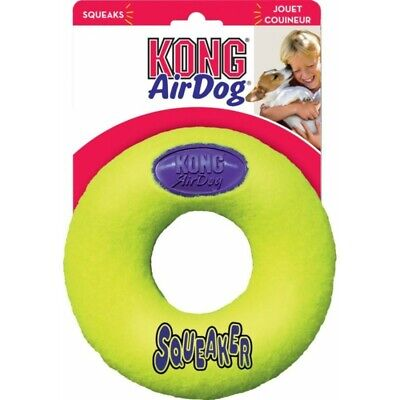 KONG air dog squeaker donut large - gioco per cani