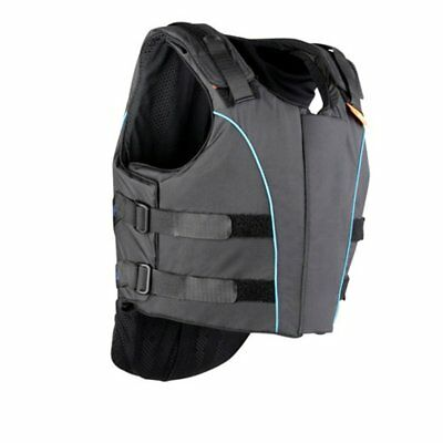 Airowear Junior Outlyne Body Protector Level 3 Black Regular - Horse Riding