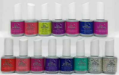 IBD Just Gel Polish- Soak off Gel Nail Polish- Choose Any Colors from series 1