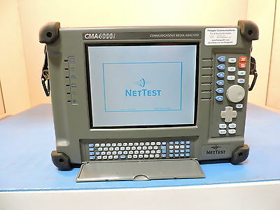 Anritsu CMA4000i Portable OTDR -  90 Day Warranty - Tested - Nice