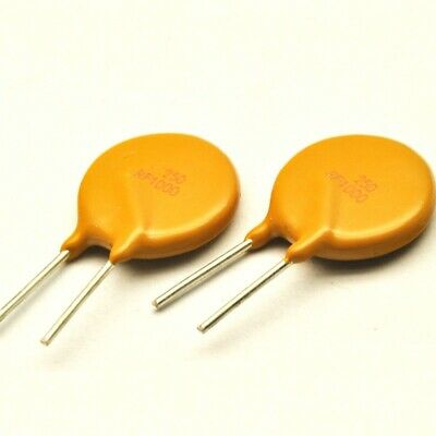 5PCS PPTC TRF250-1000 250V 1A 1000MA DIP Resettable Fuse