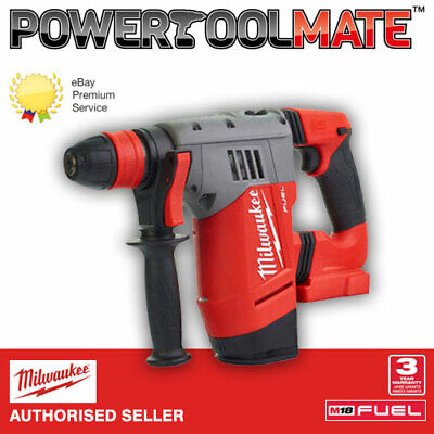 Milwaukee M18CHPX-0 18v Fuel SDS Plus High Performance Hammer -Naked -Bare Unit