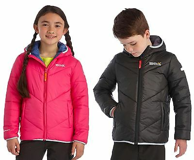 Rrp £50 Regatta Boys Girls Kids Icebound Insulated Jacket