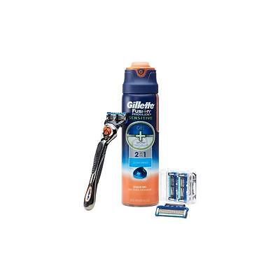 Gillette Fusion Proglide With Flexball Shave Giftpack
