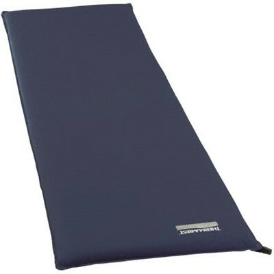 Thermarest Basecamp Camping Mattress Blue Night (Regular)