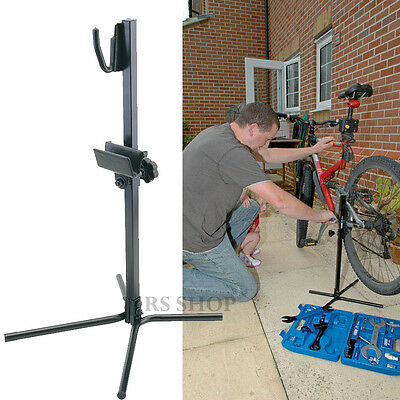 Heavy Duty Bicycle Workstand Adjustable Bike Cycle Repair Stand By Draper