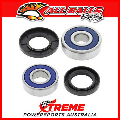 Honda Xr250R Xr400R 1996-2004 Rear Wheel Bearing & Seal Kit Mx Xr 250R 400R